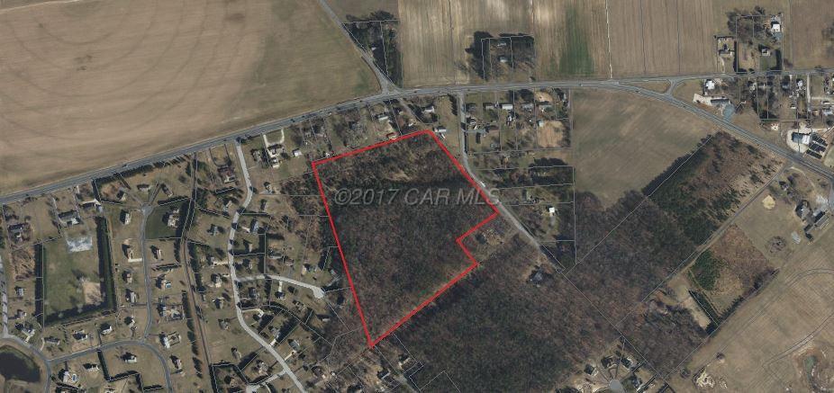 Land for Sale at Parcel 369 Crockett Ln Salisbury, Maryland 21801 United States