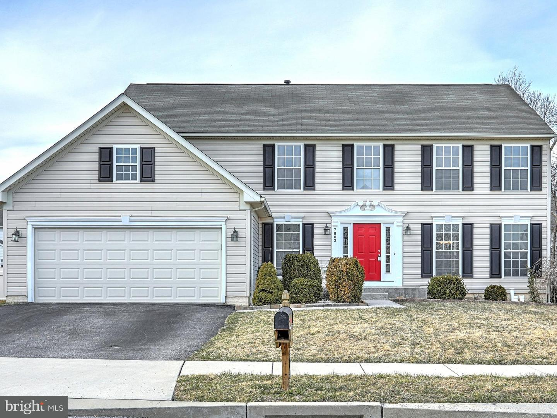 Single Family for Sale at 7603 Seneca Ridge Drive York, Pennsylvania 17403 United States