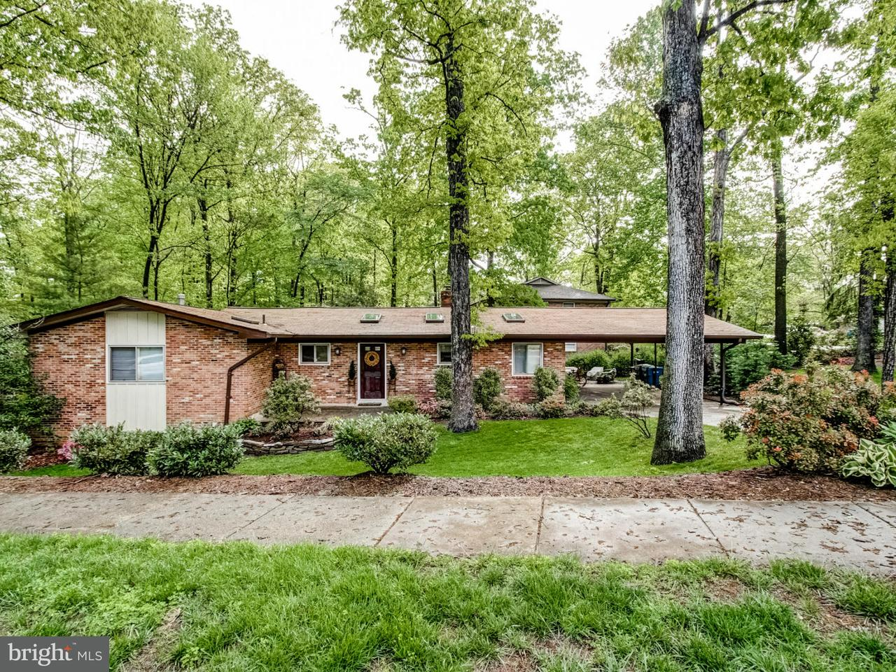 Single Family for Rent at RESTON, 11241 South Shore Road Reston, Virginia 20190 United States