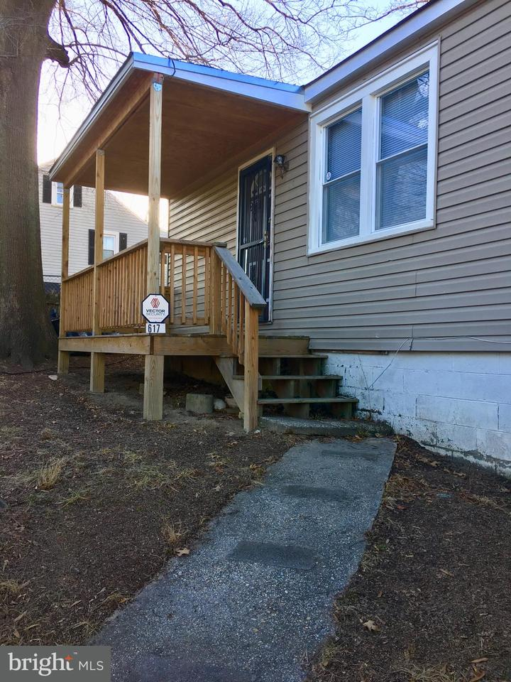 Single Family for Sale at 617 Clovis Avenue Capitol Heights, Maryland 20743 United States