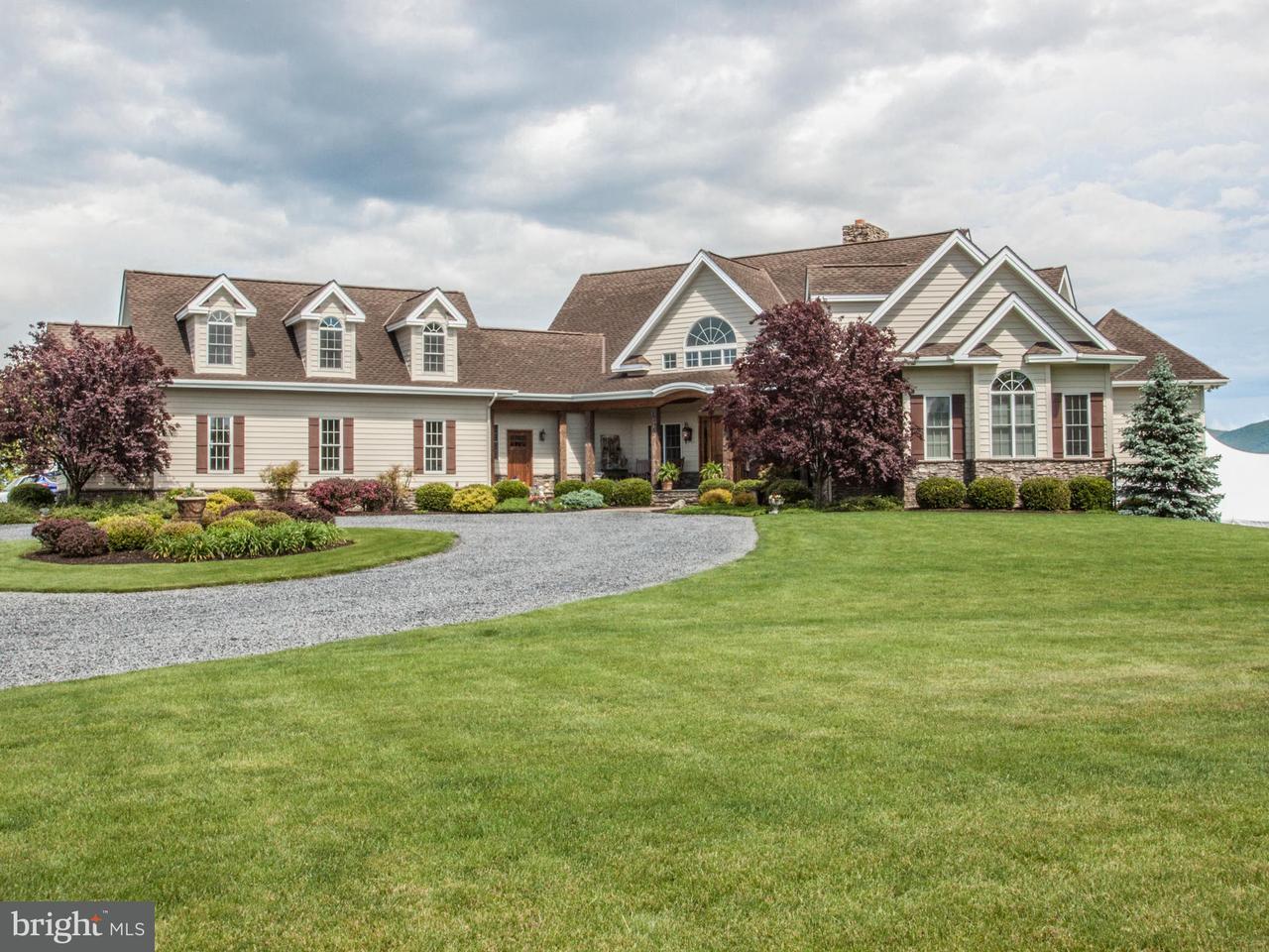 Single Family for Sale at 1809 Polk Road Edinburg, Virginia 22824 United States