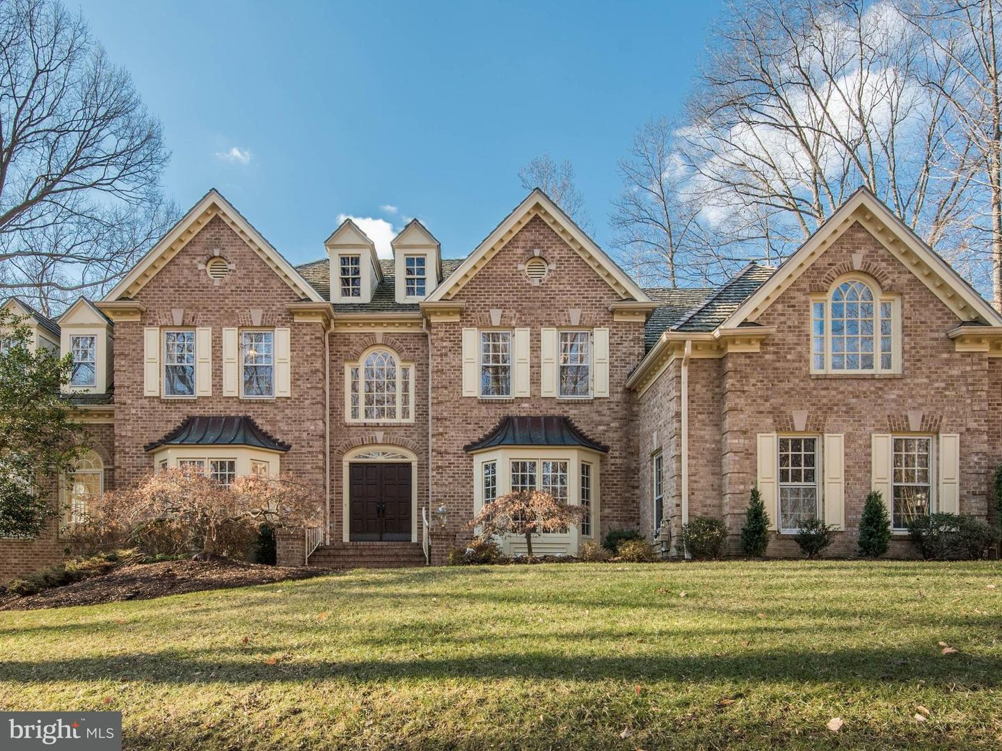 Single Family for Sale at 11105 Devereux Station Lane Fairfax Station, Virginia 22039 United States
