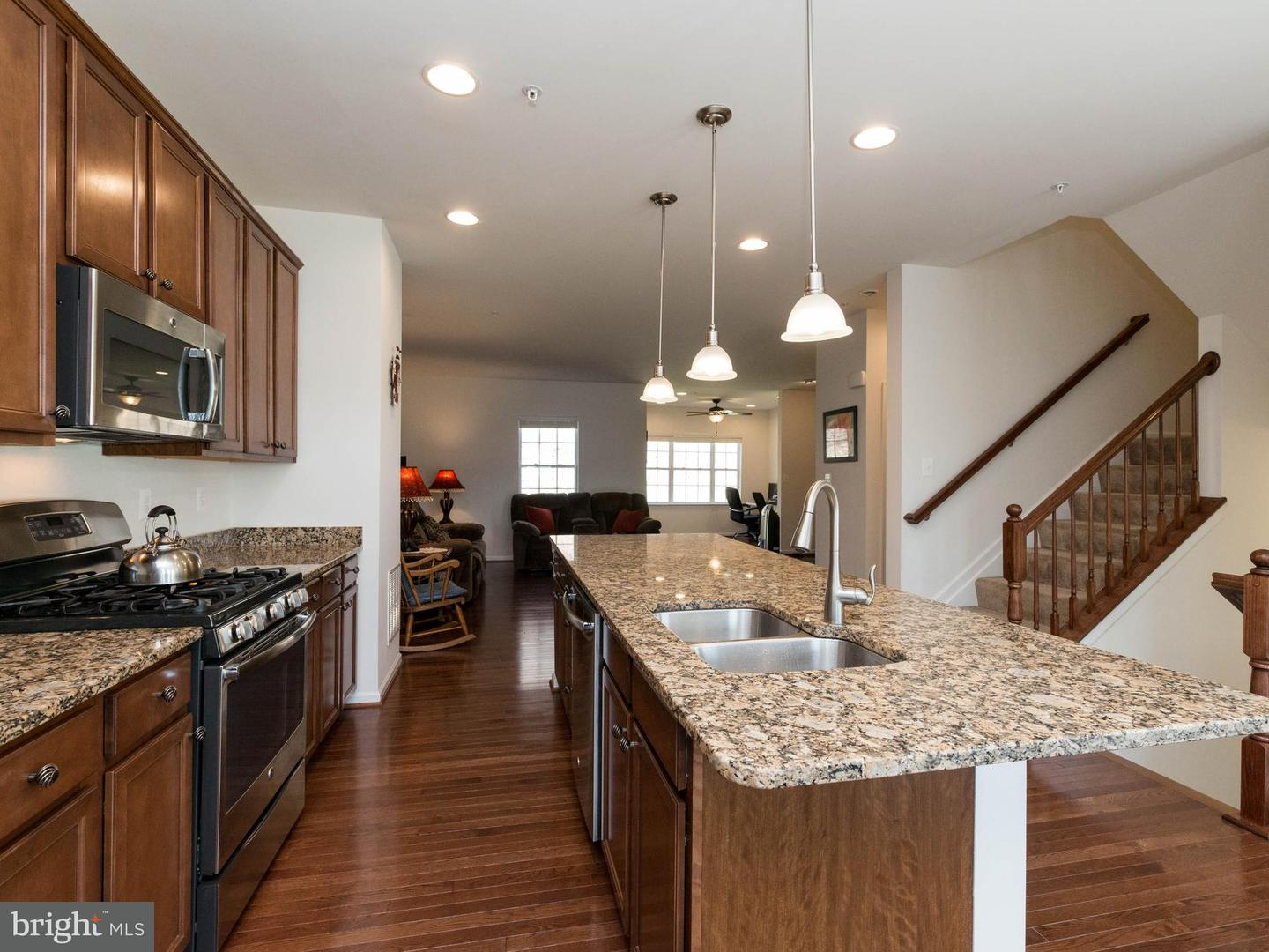 Condo / Townhouse for Sale at HOLLYWOODS', 653 English Ivy Way Aberdeen, Maryland 21001 United States