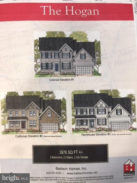 Other Residential for Sale at 315 Bonheur Avenue Gambrills, Maryland 21054 United States