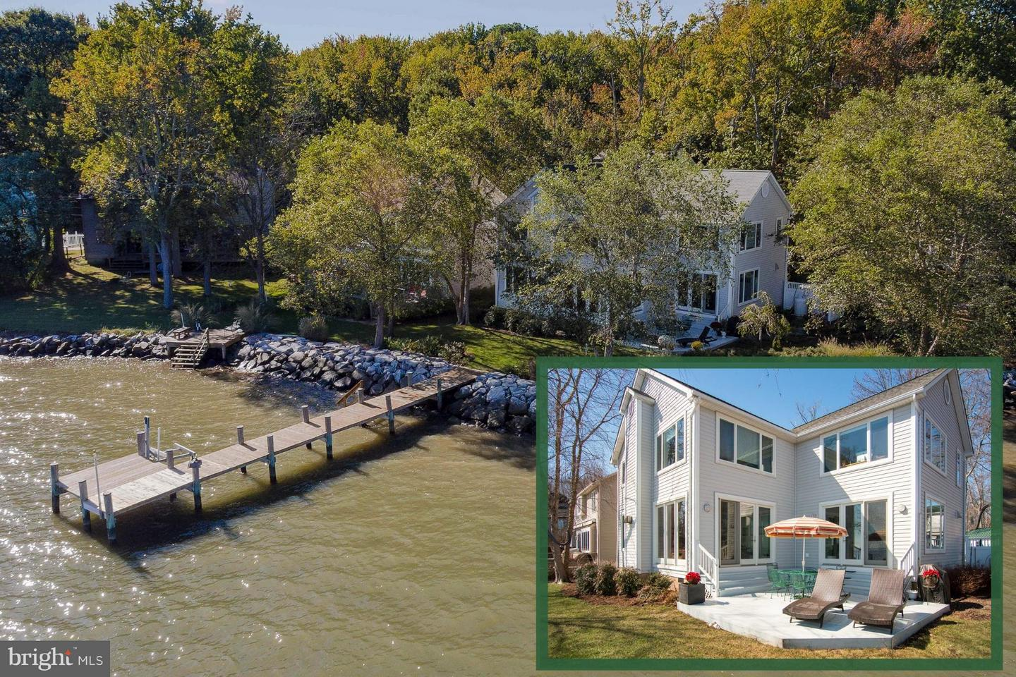 Other Residential for Sale at 949 Bay Drive Deale, Maryland 20751 United States