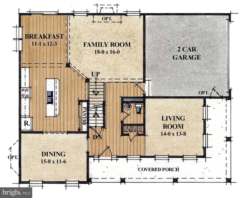 Additional photo for property listing at 1506 Sirani Lane E Gambrills, Maryland 21054 United States