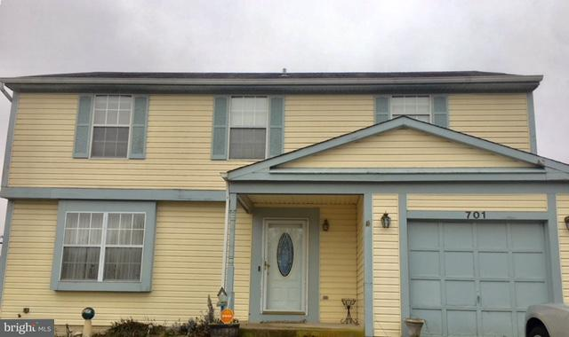 Single Family for Sale at 701 Clover Valley Court Edgewood, Maryland 21040 United States