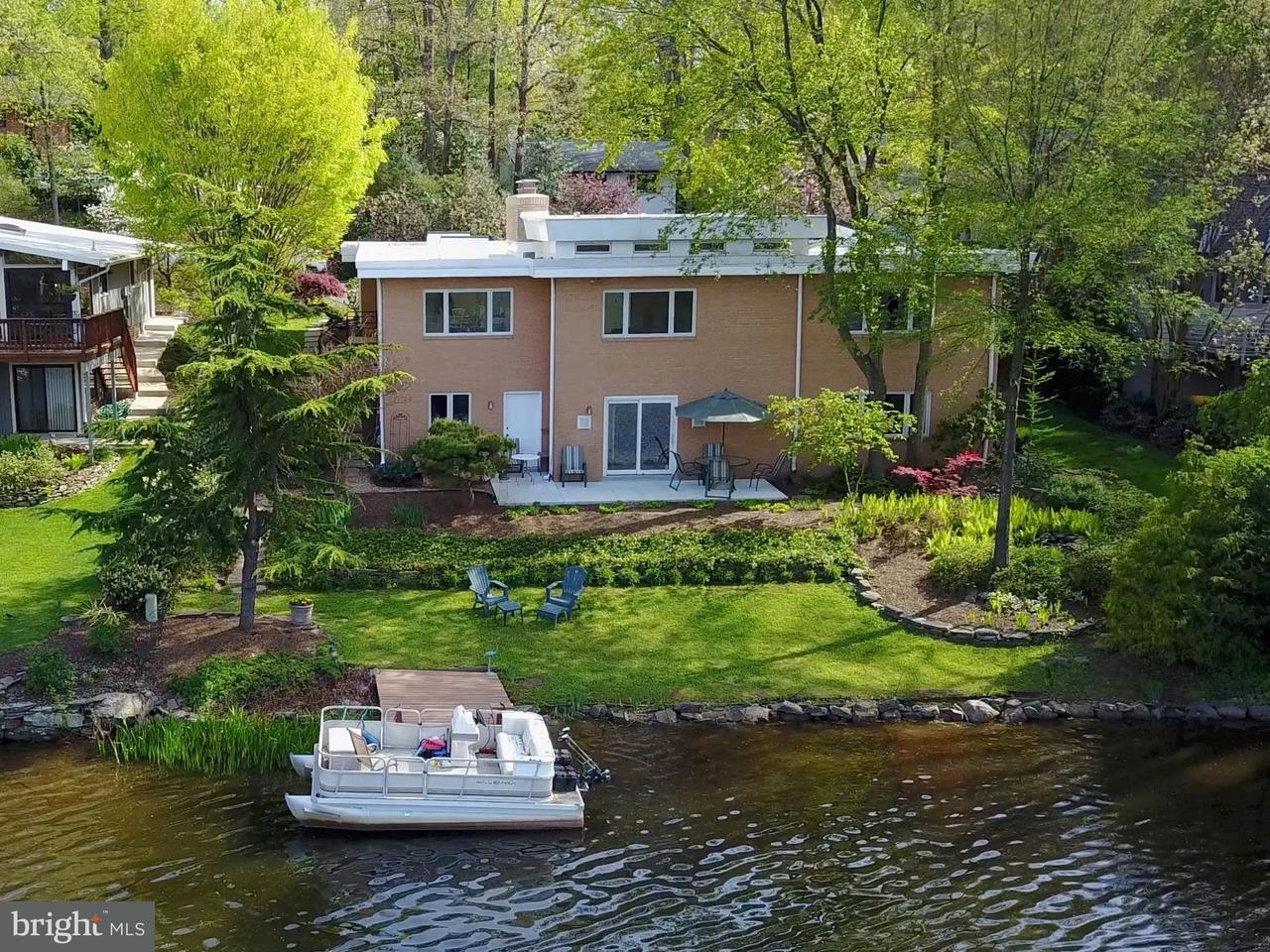 Single Family for Sale at RESTON ASSOCIATION, 11316 South Shore Road Reston, Virginia 20190 United States
