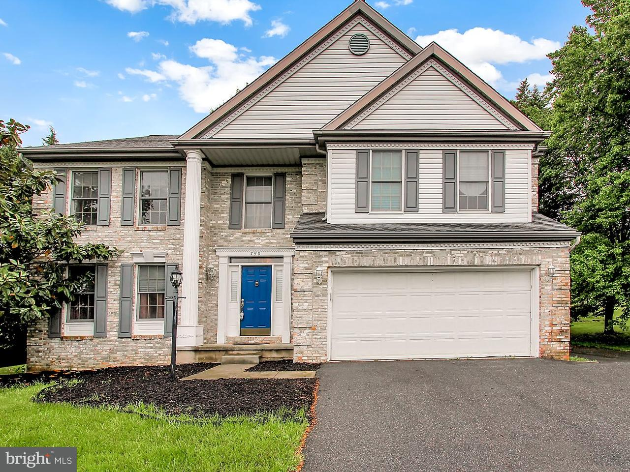 Single Family for Sale at 790 Everist Drive Aberdeen, Maryland 21001 United States