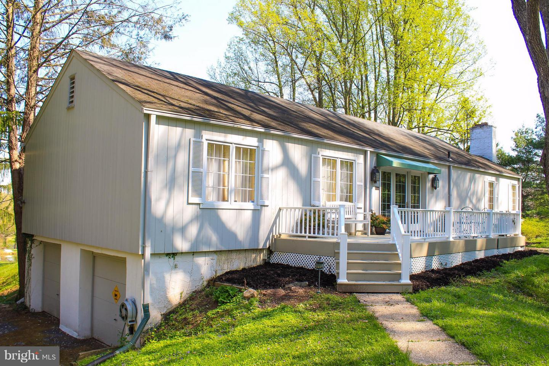 Single Family for Sale at 10809 Stevenson Road Stevenson, Maryland 21153 United States