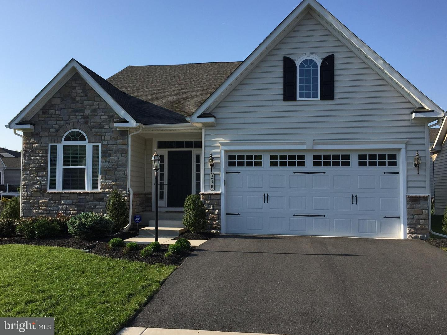 Single Family for Sale at BULLE ROCK, 318 Bounding Home Court Havre De Grace, Maryland 21078 United States