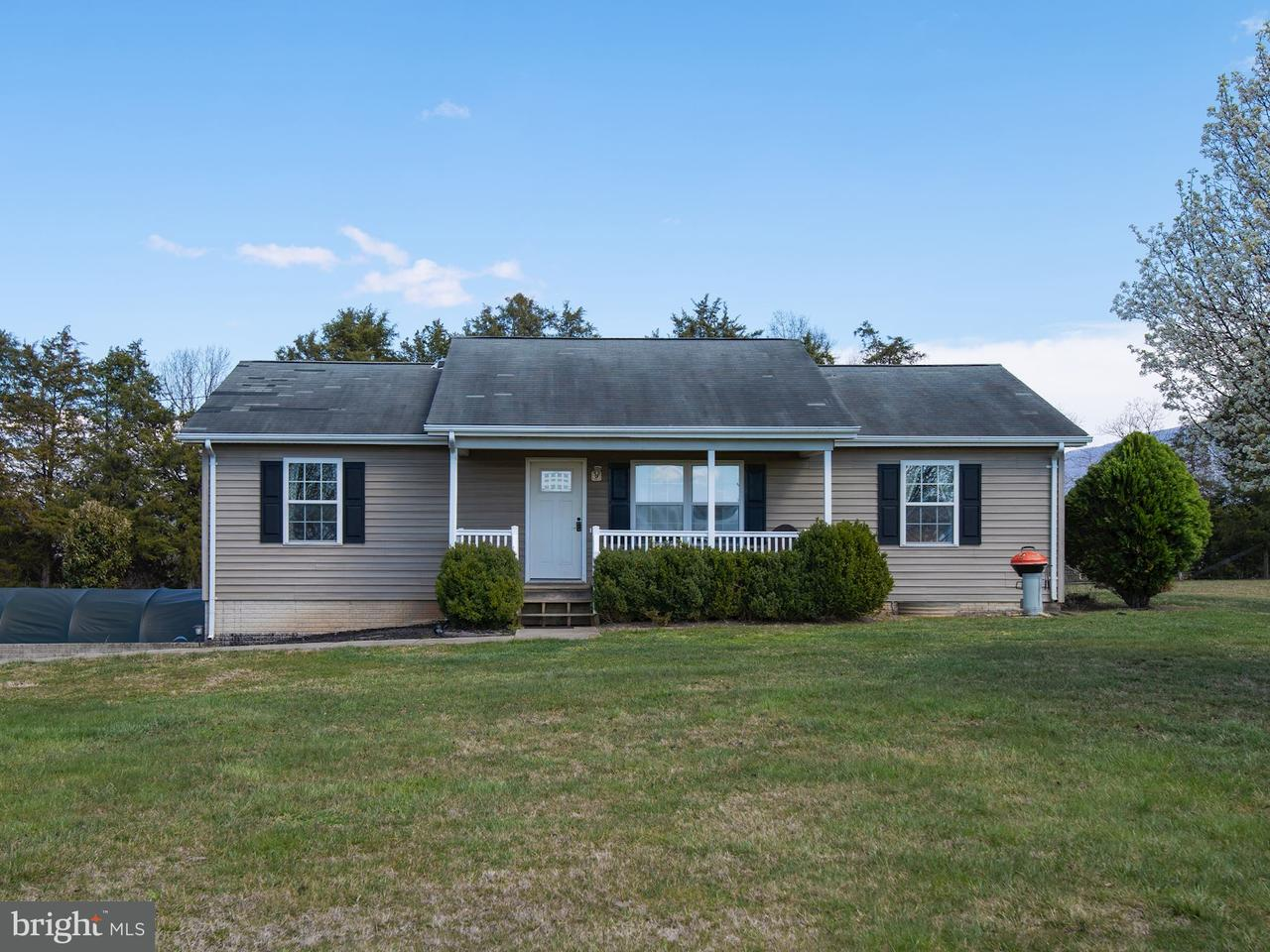 Single Family for Sale at 199 Pasture View Lane Luray, Virginia 22835 United States