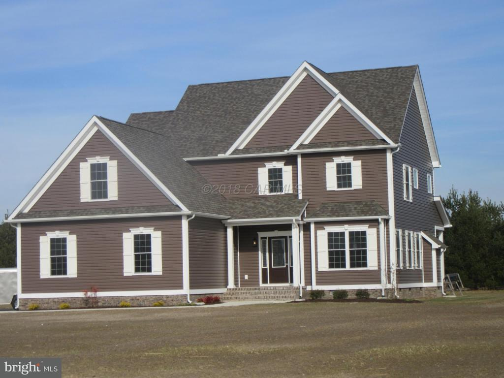 Single Family for Sale at 0 Tartan Lane Salisbury, Maryland 21801 United States