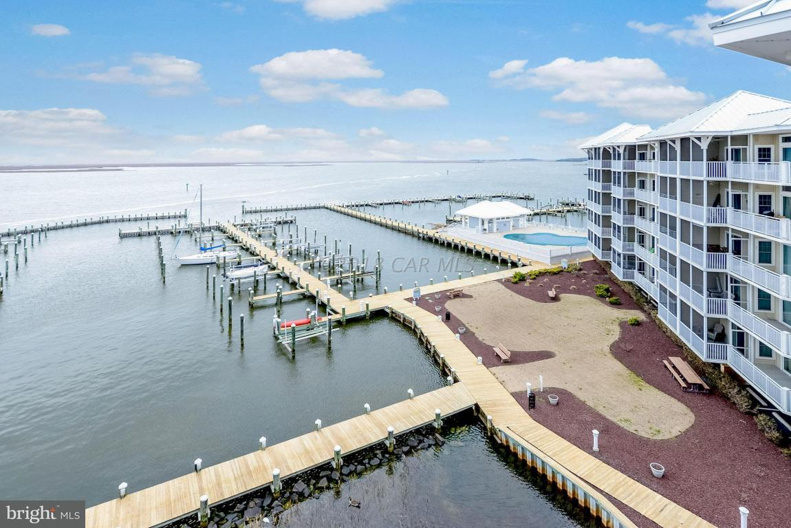 Condo / Townhouse for Sale at Harbour Light in Crisfield, 102 Williams Street Crisfield, Maryland 21817 United States
