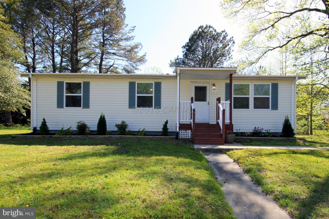Single Family for Sale at NONE AVAILABLE, 620 Oxford Street Pocomoke City, Maryland 21851 United States