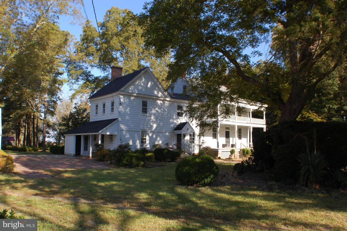 Other Residential for Sale at 27770 Crisfield Marion Road Marion Station, Maryland 21838 United States
