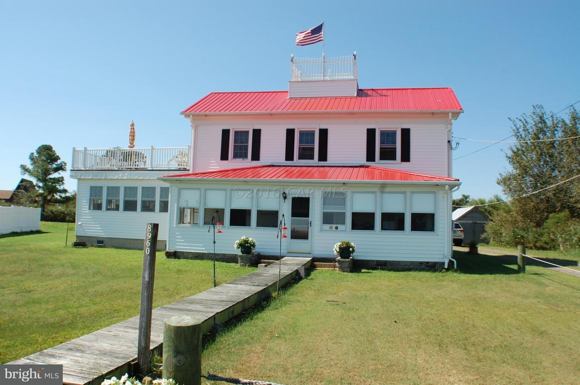 Other Residential for Sale at 8960 Deal Island Road Deal Island, Maryland 21821 United States