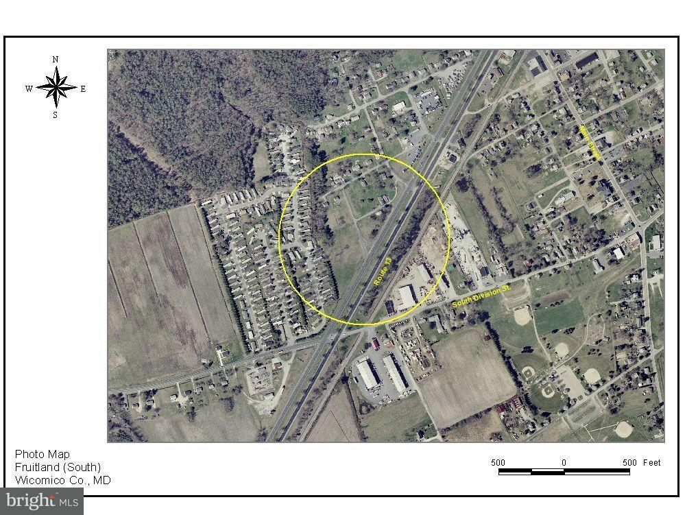 Other Residential for Sale at 0 Rt 13 And King St Street Fruitland, Maryland 21826 United States