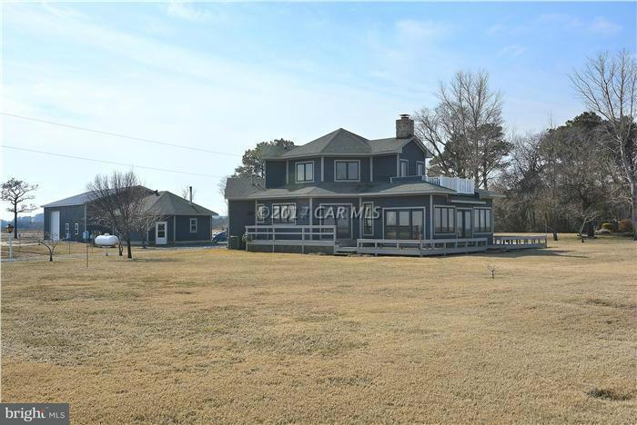 Single Family for Sale at 11660 Kelly Lane Deal Island, Maryland 21821 United States