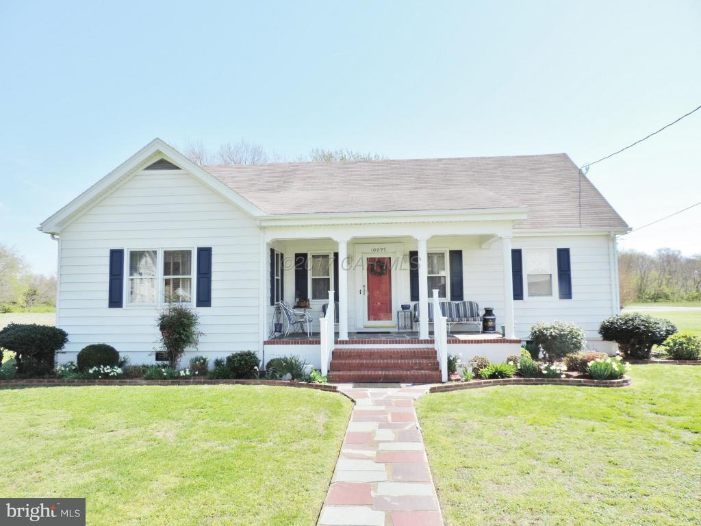 Single Family for Sale at 10095 Deal Island Road Deal Island, Maryland 21821 United States
