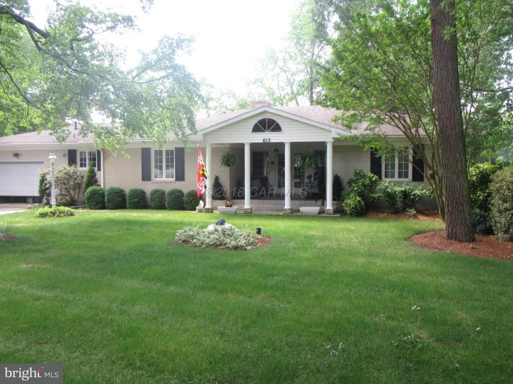 Single Family for Sale at NONE AVAILABLE, 613 Ridge Road Salisbury, Maryland 21801 United States