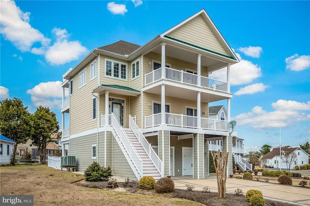 Single Family for Sale at NONE AVAILABLE, 38841 Bayberry Court Ocean View, Delaware 19970 United States