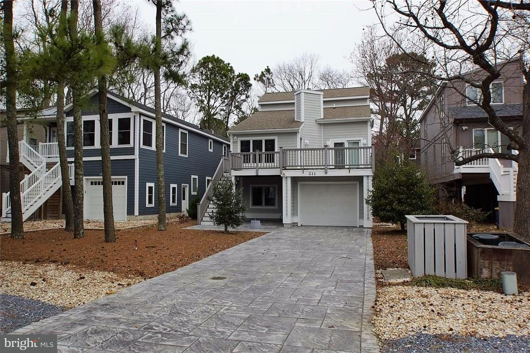 Single Family for Sale at NONE AVAILABLE, 211 Maplewood Street Bethany Beach, Delaware 19930 United States