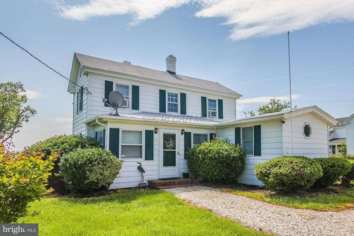 Other Residential for Sale at 10236 Hotel Road Deal Island, Maryland 21821 United States