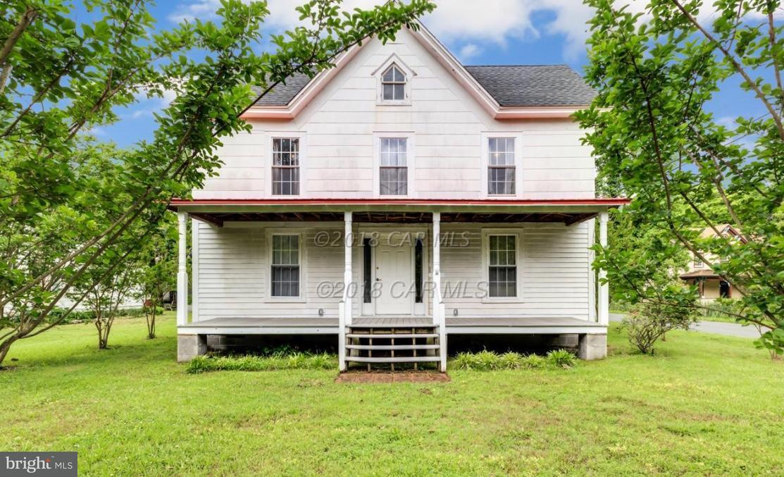Other Residential for Sale at 26545 Asbury Avenue Crisfield, Maryland 21817 United States