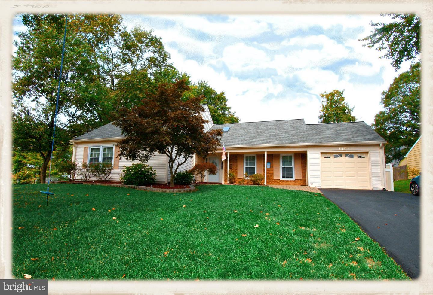 Other Residential for Sale at 1401 Knights Bridge Turn Crofton, Maryland 21114 United States