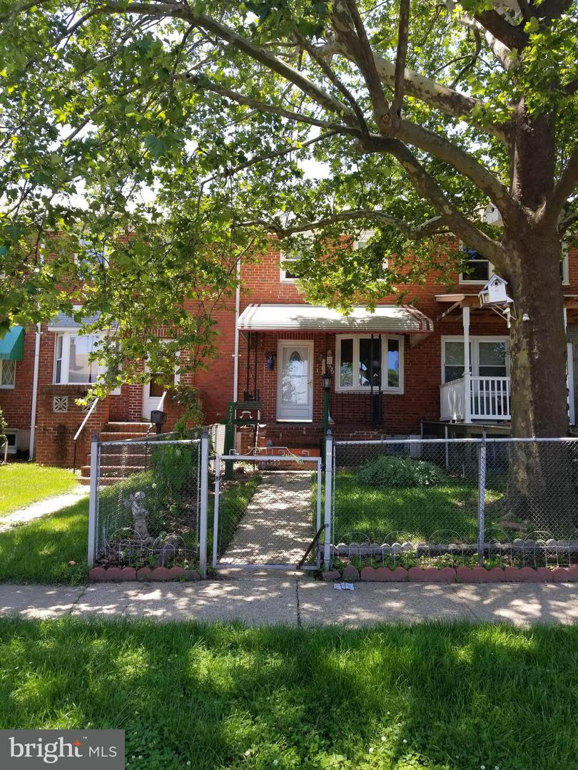 Residential for Sale at 2762 Plainfield Rd Dundalk, Maryland 21222 United States