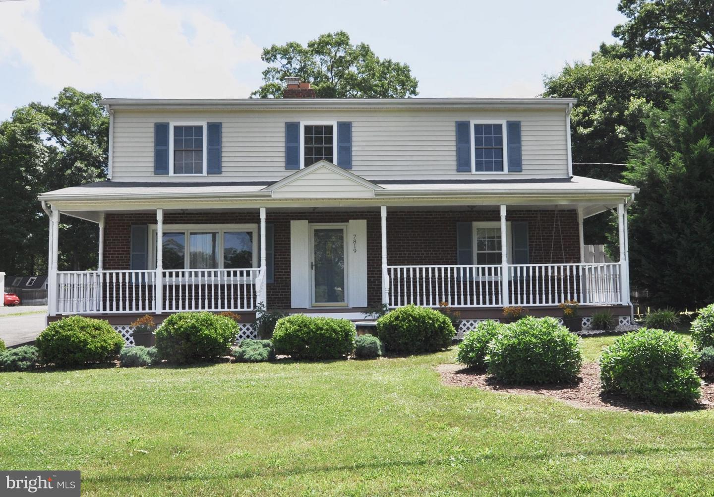 Single Family for Sale at 7819 Old Centreville Road Manassas, Virginia 20111 United States