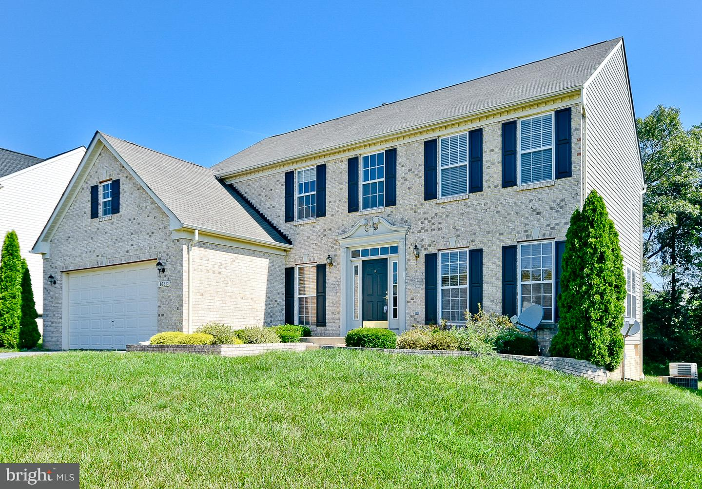 Single Family for Rent at 1633 Bear Paw Lane Hanover, Maryland 21076 United States