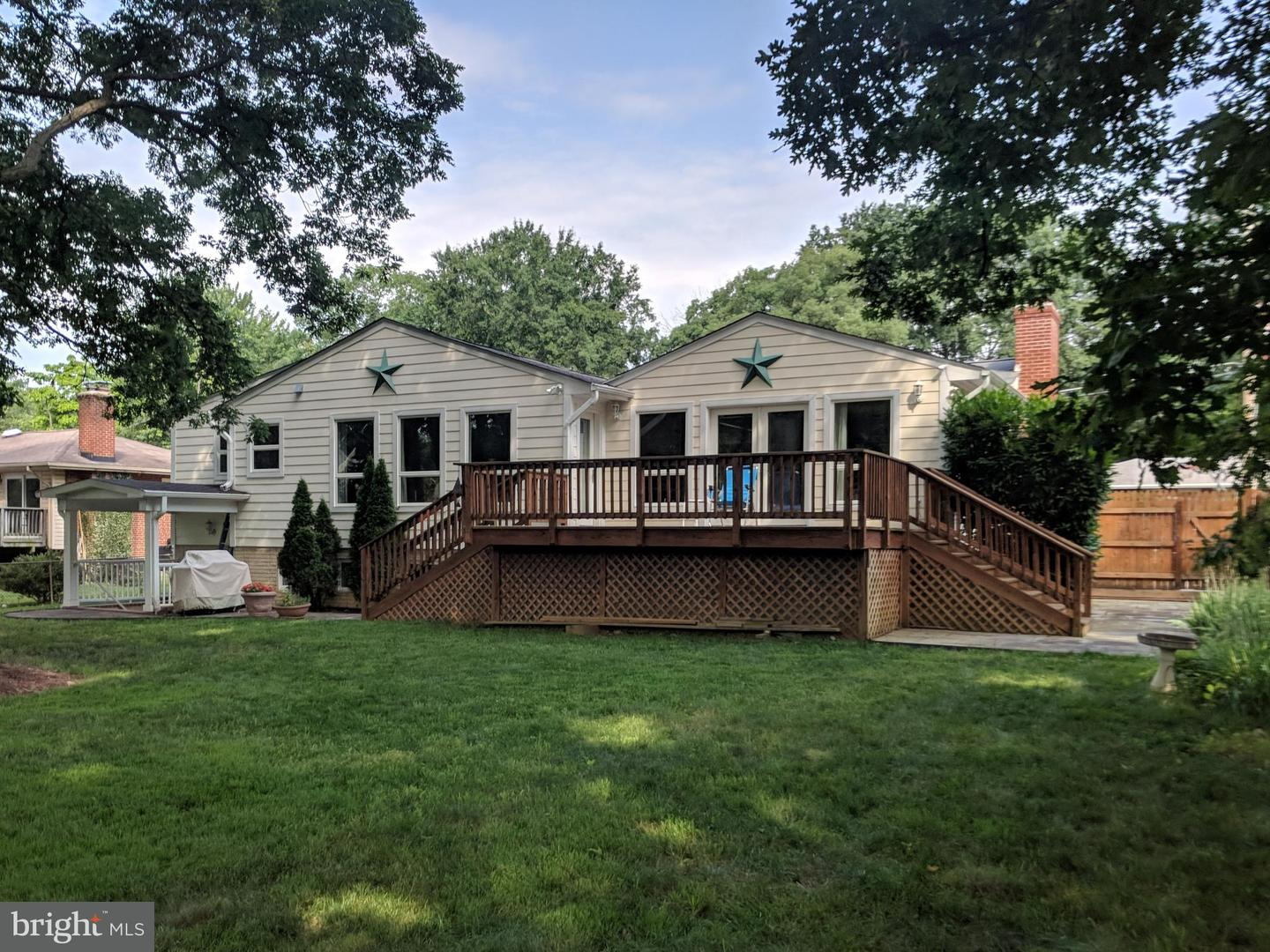 Single Family for Rent at 605 Orrin Street SE Vienna, Virginia 22180 United States
