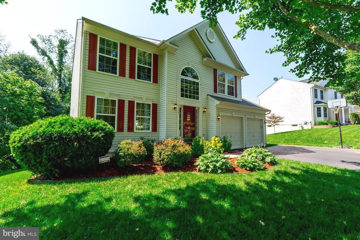 Single Family for Sale at HUNTERS CROSSING, 6468 Macbeth Way Eldersburg, Maryland 21784 United States