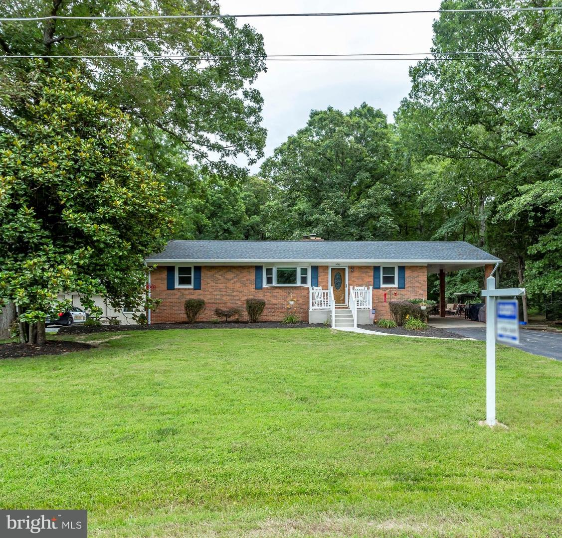 Single Family for Sale at 9750 Manchester Court La Plata, Maryland 20646 United States