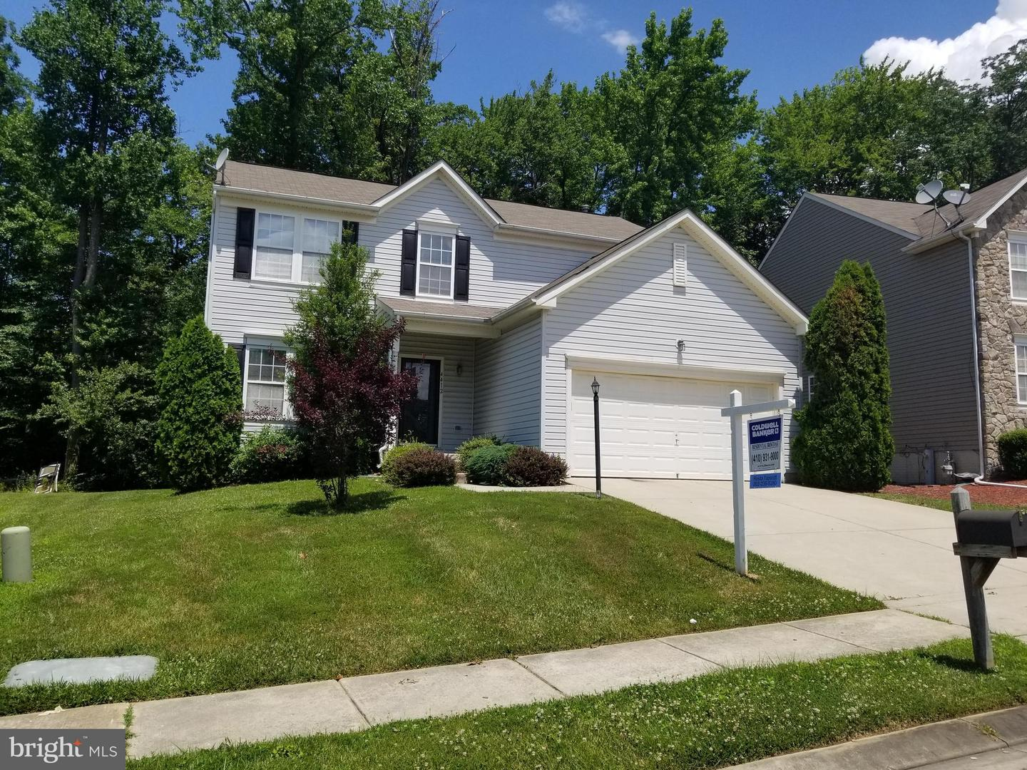 Other Residential for Sale at 4412 Antrim Court Aberdeen, Maryland 21001 United States
