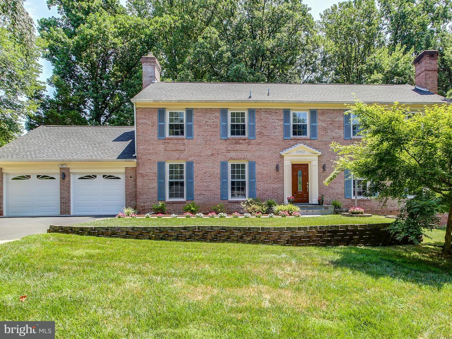 Single Family for Sale at HERITAGE WALK, 10921 Ralston Road North Bethesda, Maryland 20852 United States