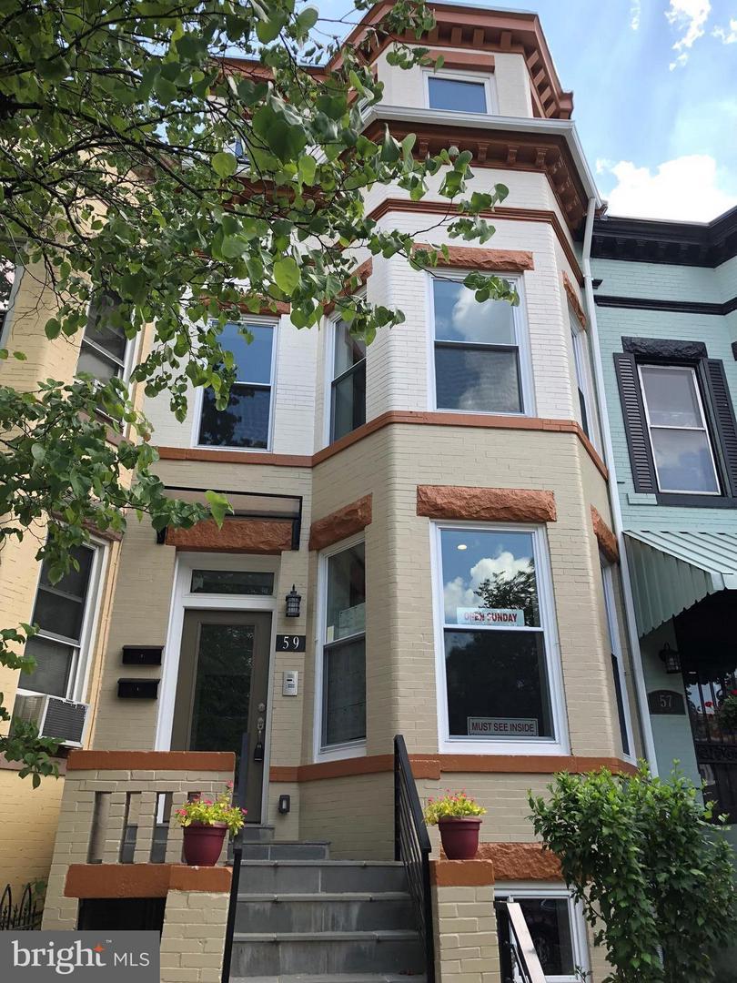 Condo / Townhouse for Sale at ECKINGTON CONDOMINIUM, 59 R Street NE Washington, District Of Columbia 20002 United States