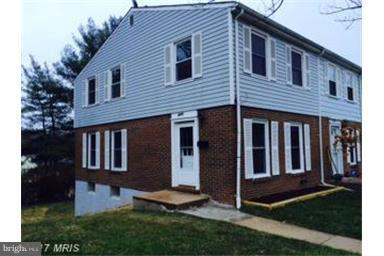 Condo / Townhouse for Rent at BELMONT, 8529 Ramort Drive Nottingham, Maryland 21236 United States