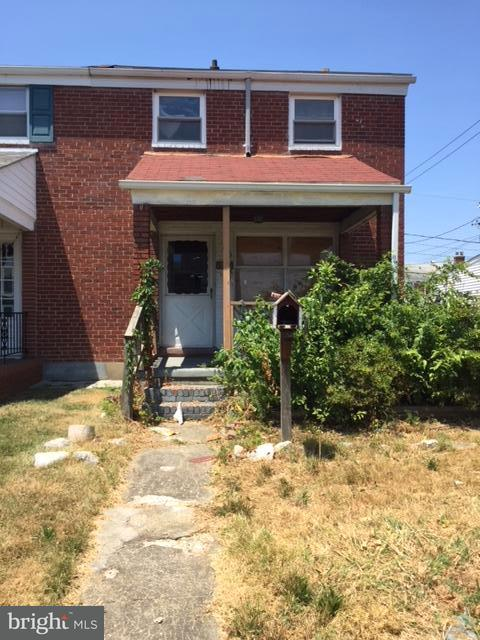 Condo / Townhouse for Sale at 1950 Denbury Drive Dundalk, Maryland 21222 United States
