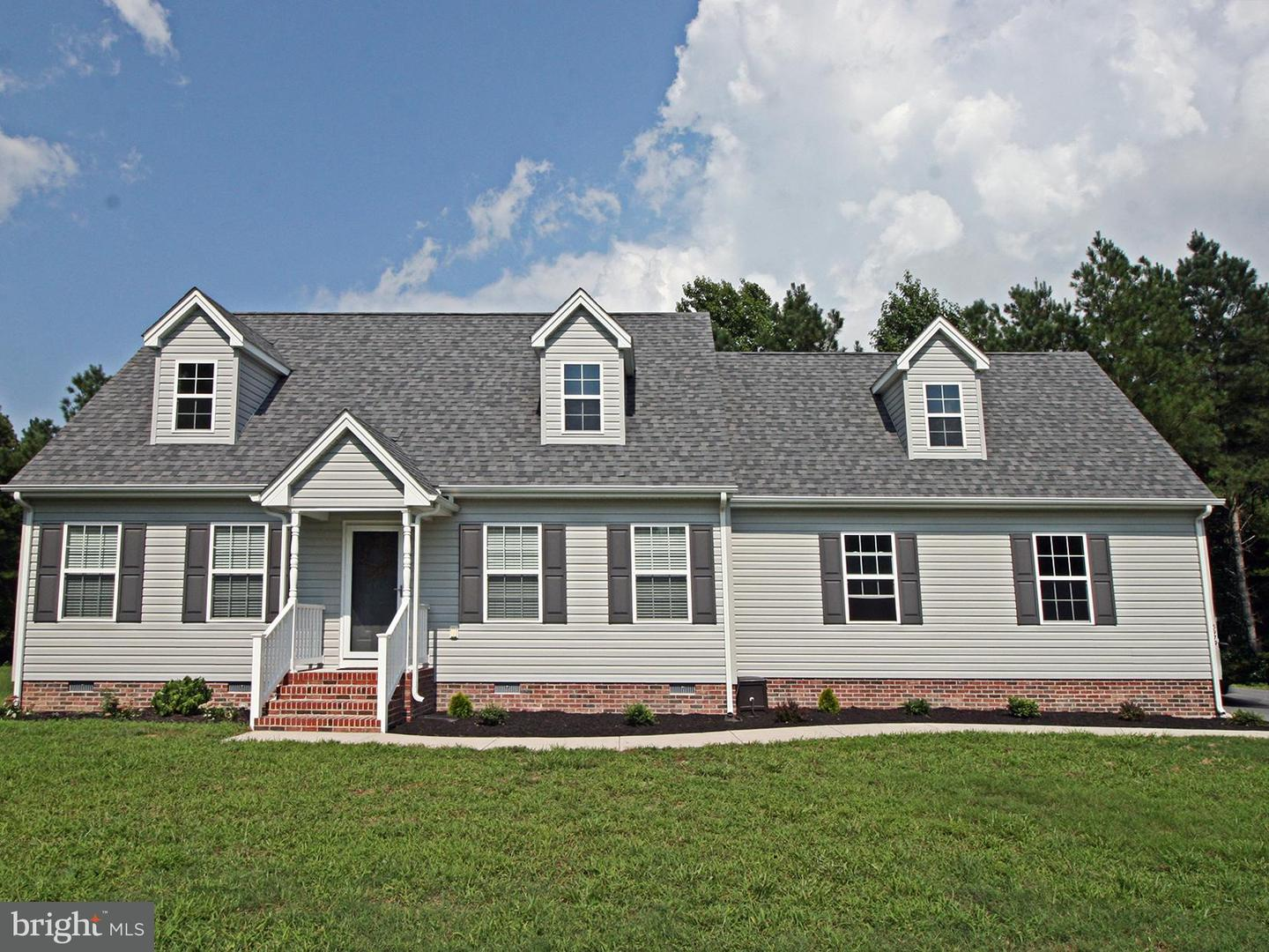 Other Residential for Sale at NONE AVAILABLE, 5979 Deer Creek Drive Pittsville, Maryland 21850 United States