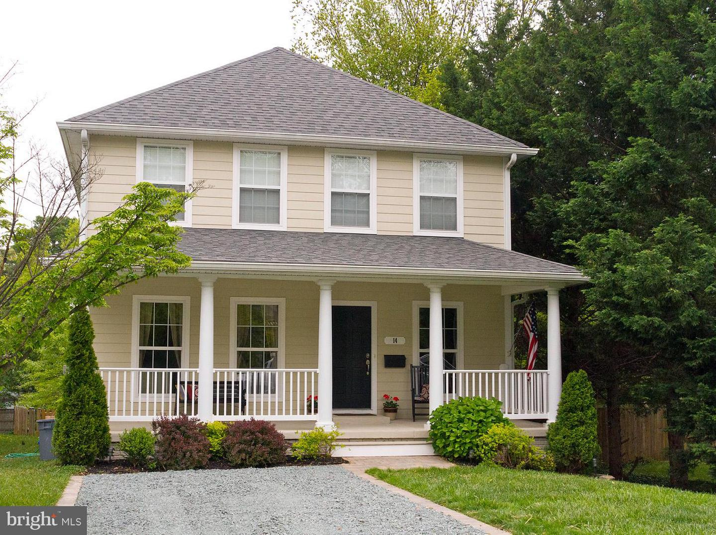 Other Residential for Rent at 14 Locust Avenue Annapolis, Maryland 21401 United States