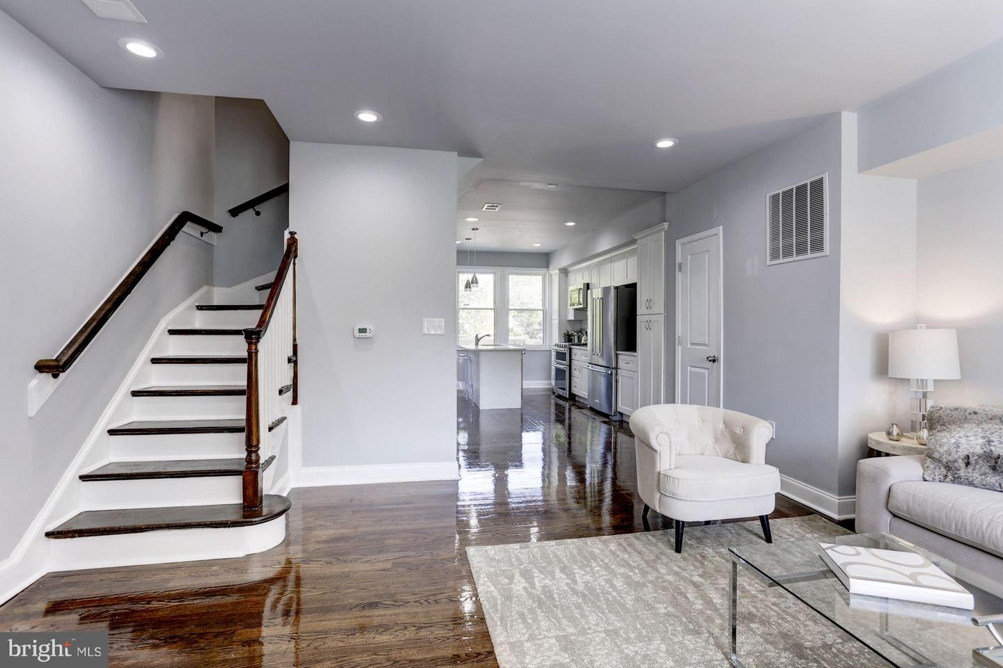Condo / Townhouse for Sale at 5117 3rd Street NW Washington, District Of Columbia 20011 United States