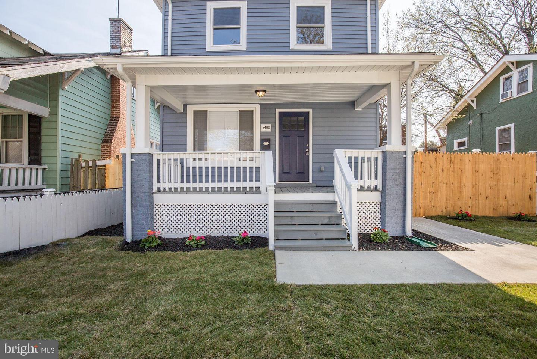 Single Family for Sale at 5408 Illinois Avenue NW Washington, District Of Columbia 20011 United States
