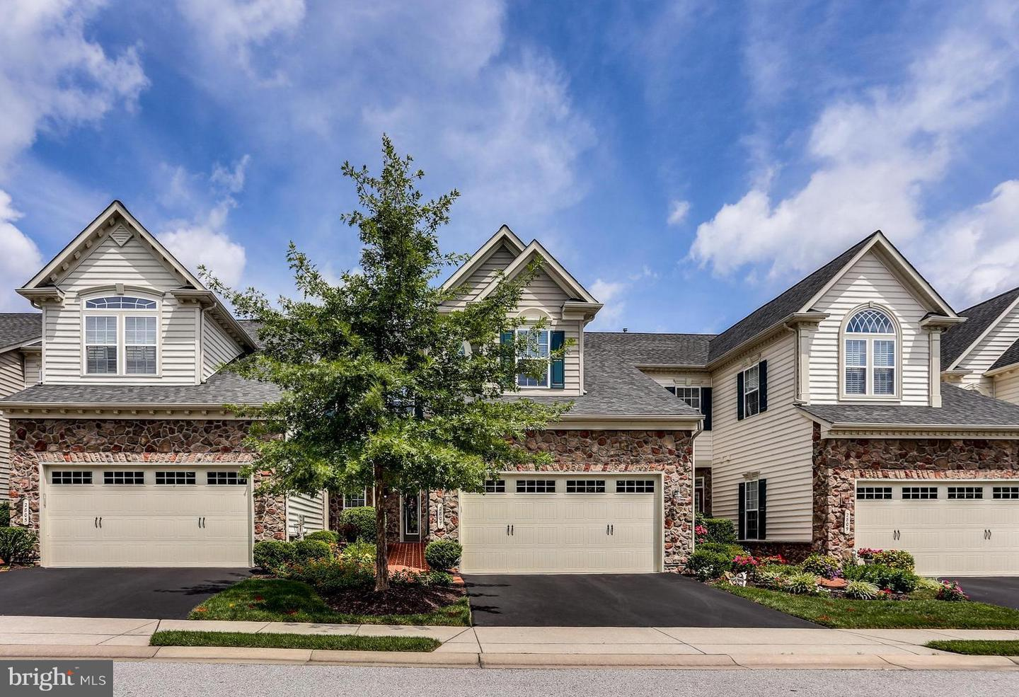 Other Residential for Sale at COURTYARDS WAVERLY WOODS, 2807 English Bond Court Woodstock, Maryland 21163 United States