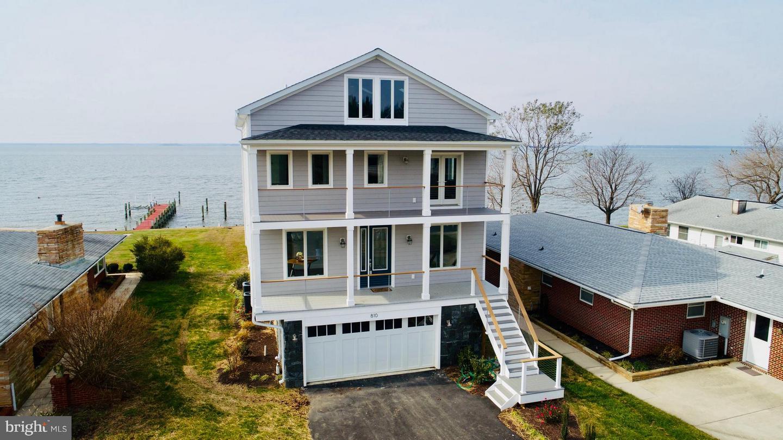 Other Residential for Sale at 810 Kentmorr Road Stevensville, Maryland 21666 United States