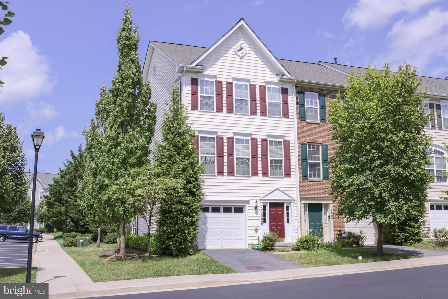 Condo / Townhouse for Rent at VILLAGES OF URBA, 9500 Ward Place Frederick, Maryland 21704 United States