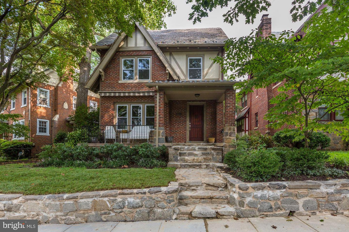 Single Family for Sale at 1623 Montague Street NW Washington, District Of Columbia 20011 United States