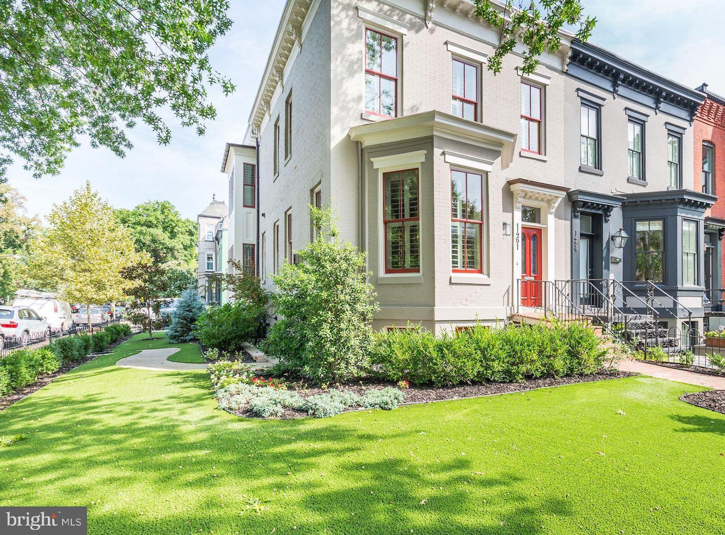 Condo / Townhouse for Sale at 1461 S Street NW Washington, District Of Columbia 20009 United States